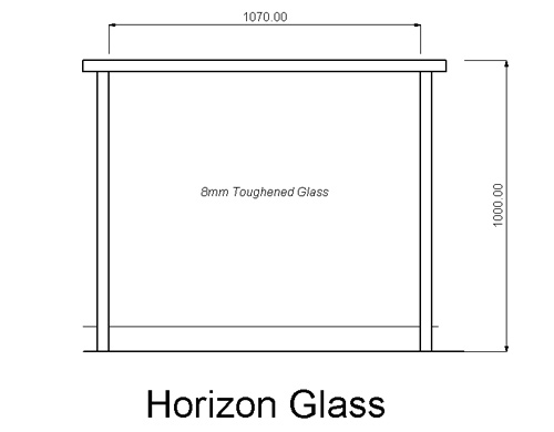 Glass Balustrades Design 2