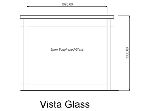 Glass Balustrades Design 3