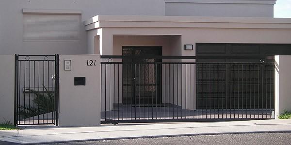 Reasonable Range Of Aluminium Gates Aluminium Designer