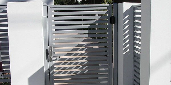 Reasonable Range Of Aluminium Gates Aluminium Designer