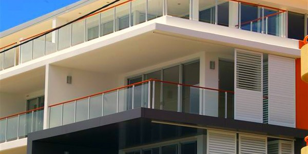Architectural Aluminium Glass Balustrades 1