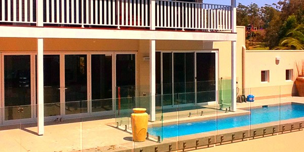Architectural Aluminium Glass Balustrades 2
