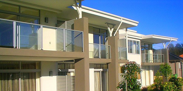 Architectural Aluminium Glass Balustrades 6