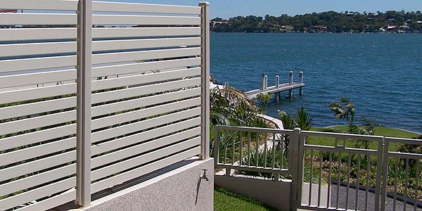Architectural Aluminium Privacy Screens 1