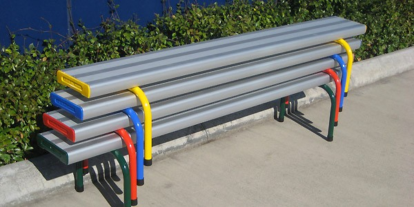 Aluminium Seating Australia Aluminum Bench Seating