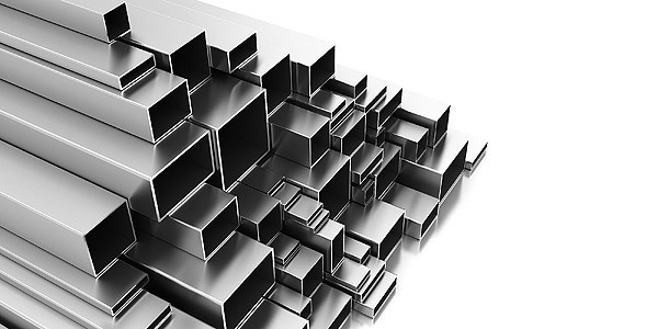 Architectural Aluminium Square Box 1