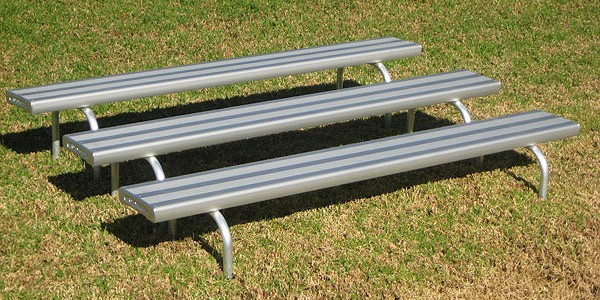 Aluminium Stackable Setaing Aluminium Seating Aluminium