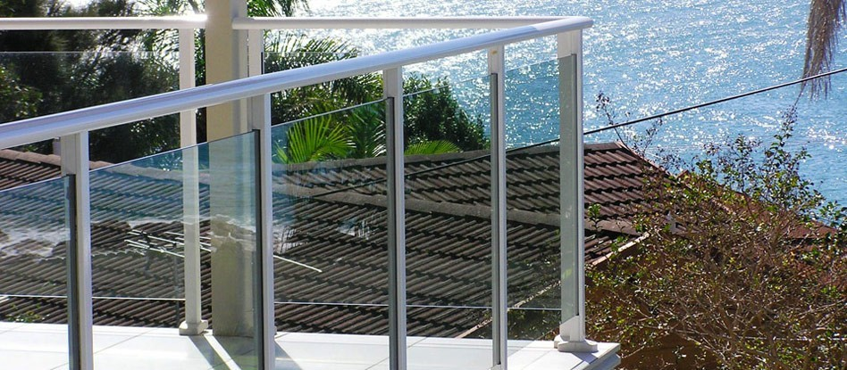 Glass Balustrade Railing